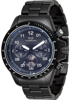 Vestal ZR2010 ZR2 Chronograph Black