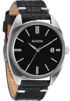 Nixon Supremacy Swiss Automatic Black