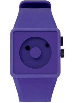 Nixon Newton Purple