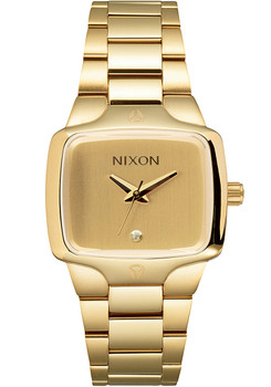 Nixon Small Player All Gold/Gold