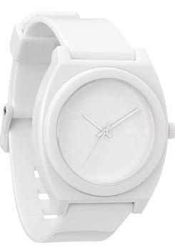 Nixon Time Teller P White