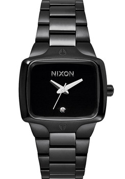 Nixon Small Player All Black