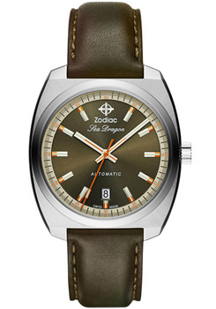 Zodiac ZO9909 Sea Dragon Automatic - Olive