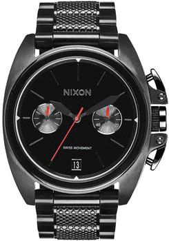 Nixon Anthem Swiss Chrono -All Black