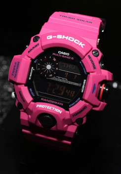 G-Shock GW-9400SRJ-4 Rangeman Sunrise Purple