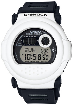 G-Shock G-001BW-7 Black/White Series