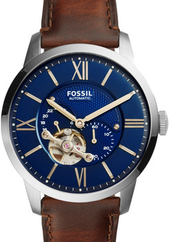 Fossil ME3110 Automatic Skeleton FRONT