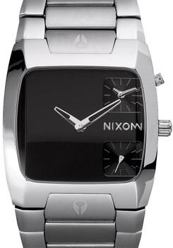 Nixon Banks Black