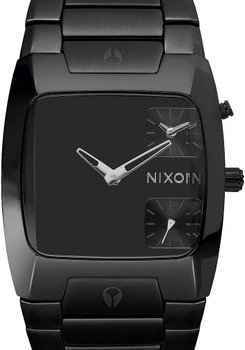 Nixon Banks All Black