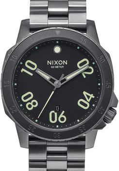 Nixon Ranger All Gunmetal/Lum (A5061418)