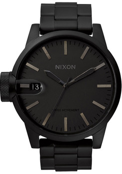 Nixon Chronicle SS All Matte Black
