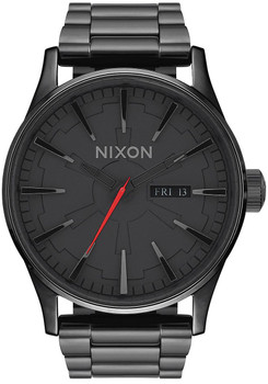 Nixon Sentry SS Star Wars Vader Black