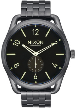 Nixon C45 SS Gunmetal