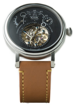 Xeric Xeriscope Automatic Tan/Silver Limited Edition