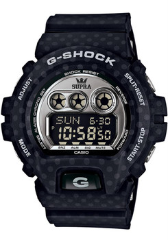 G-Shock + Supra Limited Edition Black