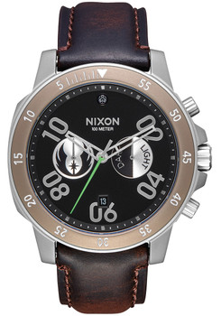 Nixon Ranger Chrono Leather Star Wars Jedi Brown