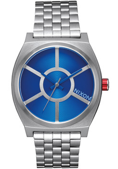 Nixon Time Teller Star Wars R2D2 Blue