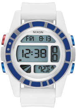 Nixon Unit Star Wars R2D2 White