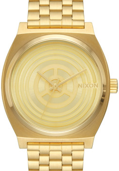 Nixon Time Teller SS Star Wars C-3PO Gold