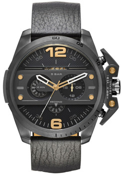 Diesel DZ4386 Ironside Chrono Black/Gold