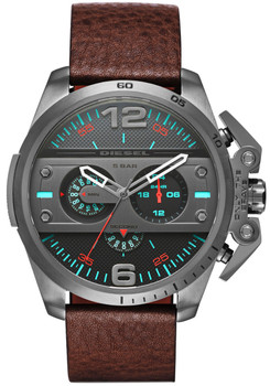 Diesel DZ4387 Ironside Chrono Brown/Gunmetal