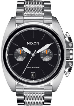 Nixon Anthem Chrono Black