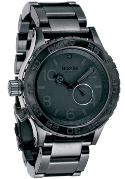 Nixon 42-20 Tide All Black