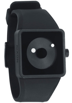 Nixon Newton Black/White