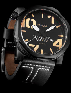 SISU Bravado BA6-50-LT Swiss Automatic Ltd. Edition