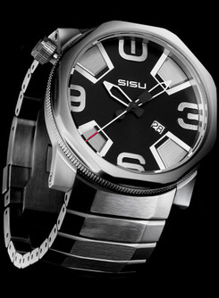 "SISU Bravado BQ4-50-SS ""CROSS"" Swiss Limited Edition"
