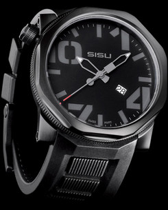 "SISU Bravado BQ5-50-RB ""Stealth"" Swiss Limited Edition"
