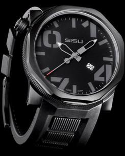 "SISU Bravado BQ5-50-RB ""Stealth"" Swiss Limited Edition"