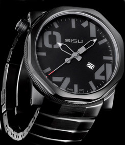 "SISU Bravado BQ5-50-BSS ""Stealth"" Swiss Limited Edition"