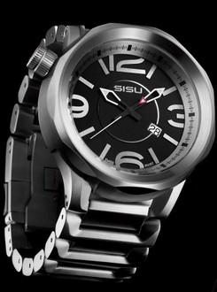 SISU Guardian GQ2-50-SS Swiss Limited Edition