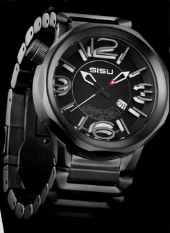 "SISU Guardian GQ4-50-BSS ""Eclipse"" Swiss Limited Edition"