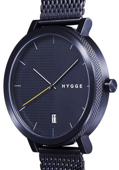 Hygge 2203 Duality Mesh All Black