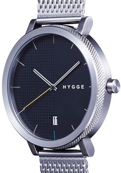 Hygge 2203 Duality Mesh Silver/Black