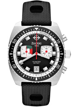 Zodiac ZO3005 Black Sea Dragon Limited Edition Reissue