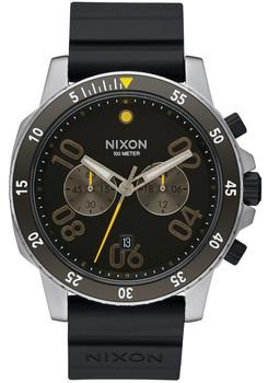 Nixon Ranger Chrono Sport Black