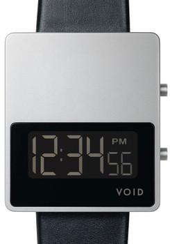 VOID V01EL-PO/BL Polished Silver