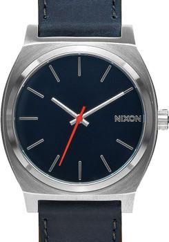 Nixon Time Teller Blue