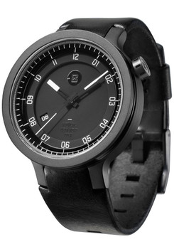 Minus-8 Layer Leather Automatic Black/Black