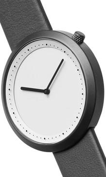 Bulbul Facette 02 Grey Steel / Grey Leather