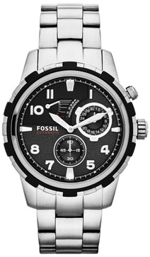 Fossil ME3038 Dean Automatic Steel