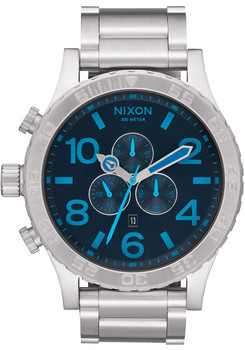 Nixon 51-30 Chrono Dark Blue