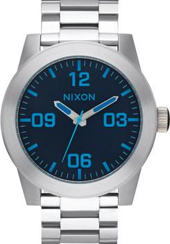 Nixon Corporal SS Dark Blue