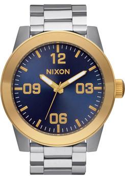 Nixon Corporal SS Gold/Blue Sunray