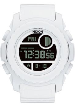 Nixon Super Unit All White