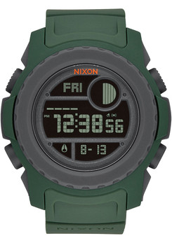 Nixon Super Unit Surplus/Gray/Orange