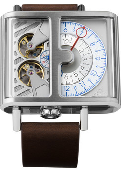 Xeric Soloscope Automatic Silver Limited Edition (SLA-3016)